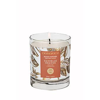 Durance Perfumed Hand Craft Candle 180g - Orange Cinnamon