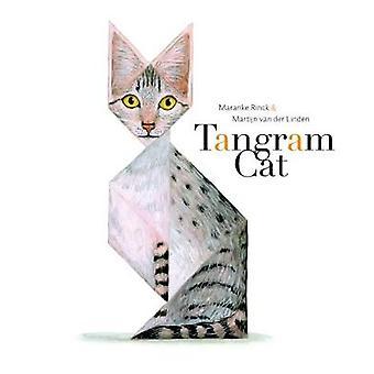Tangram Cat by Maranke Rinck