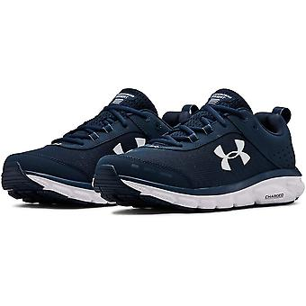 Under Armour Mens Under Armour Men's Charged Assert 8 Fabric Low Top Lace Up ...