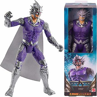 DC Aquaman True-Moves Orm Action Figure 30cm
