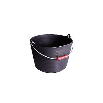 Faulks Deep Plastic Bucket
