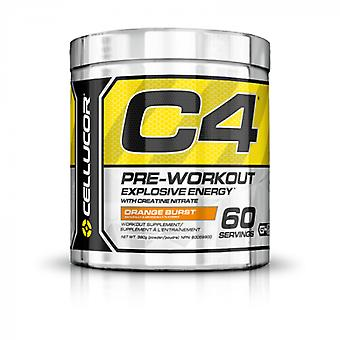 Cellucor C4 Original Eu Version 2018 Icy Blue Razz 390 gr