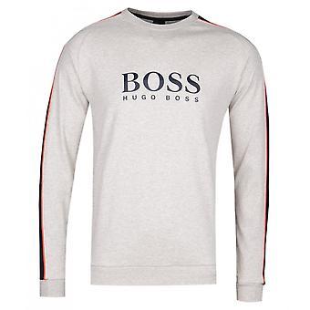 Hugo Boss Contemp Cotton Grey Sweatshirt