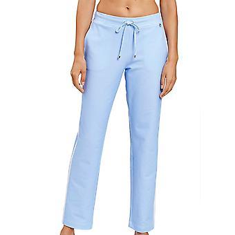 フェロー 3201116-16361 女性's カジュアル シック スカイ ブルー ラウンジウェア パンツ