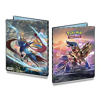 Portfólio Ultra Pro Pokemon 9-Bolso - Espada e Escudo 252-Card