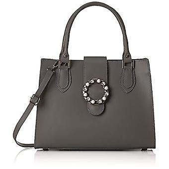 Good Bags 8881 Women's handbag Grey 34x26x13 cm (W x H x L)