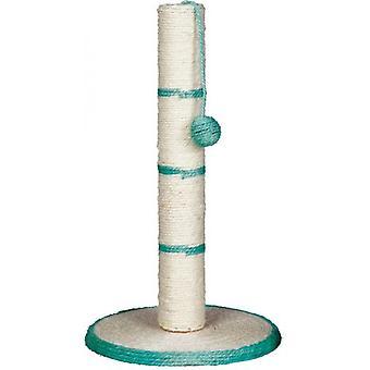 Trixie Tiragraffi Poste Sisal Con Base, 50 Centimetri (Gatti , Giochi , Tiragraffi)