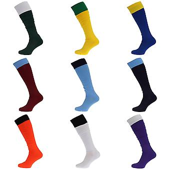 Apto Mens Contrast Football Sock