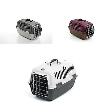 Stefanplast SPA Gulliver Pet Carrier With Metal Door