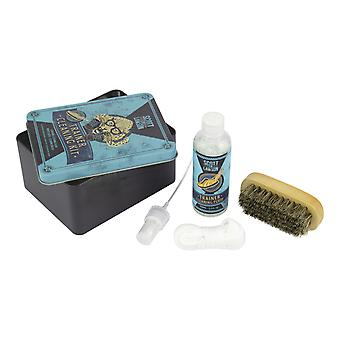 Scott et Lawson Trainer Cleaning Travel Kit Storage Tin