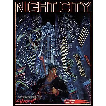 Cyberpunk RPG Night City