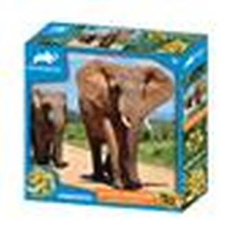 Elefanter Animal Planet Prime 3D pussel 150 stycken