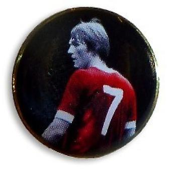 Liverpool FC Kenny Dalglish Pin Badge Upouusi