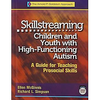 Skillstreaming Children and Youth with High-Functioning Autism