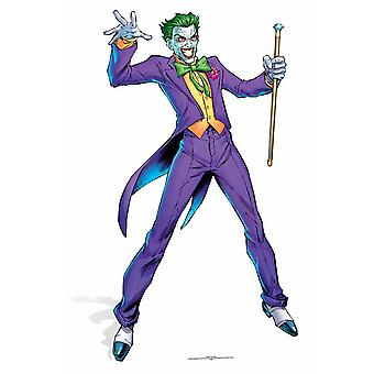 The Joker Justice League / Suicide Squad DC Comics Cardboard Cutout / Standee/ Stand Up
