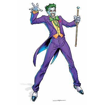 The Joker Justice League / Suicide Squad DC Comics Recorte de Papelão / Standee / Stand Up