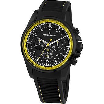 Jacques Lemans - Wristwatch - Men - Liverpool - Sport - 1-1799S