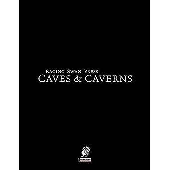 Raging Swans Caves  Caverns by Broadhurst & Creighton J. E.