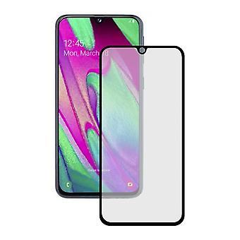 Protetor de tela de vidro temperado Samsung Galaxy A20 Contato Extreme 2.5D