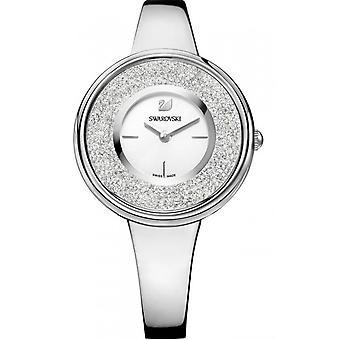 Swarovski krystaliczna Pure 5269256 - kryształy Swarovski zegarek stal pieniądze e Kobieta