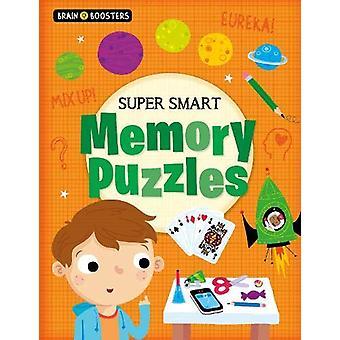 Brain Boosters - Super-Smart Memory Puzzles by Lisa Regan - 9781789503
