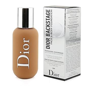 Christian Dior Dior Backstage Face & Body Foundation - # 5wp (5 Warm Peach) - 50ml/1.6oz