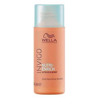 Pflegendes Shampoo Invigo Wella Reisegröße (50 Ml)
