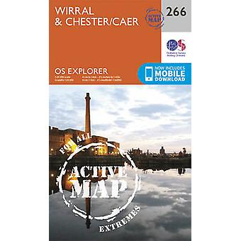 Wirral and Chester by Ordnance Survey - 9780319471388 Book