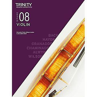 Trinity College London Violin Exam Pieces 2020-2023 - Grade 8 by Trini
