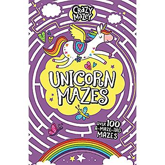 Unicorn Mazes by Gareth Moore - 9781780556673 Book