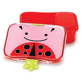 Skip*Hop Zoo Lunch Breadbox Ladybug