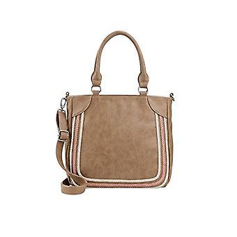 Fritzi aus Preussen GINA Women's Bag Beige (Beige 29/Wales)) 14x28.5x29 cm (B x H x T)