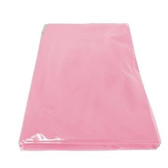 Cover slip in cotone per materasso futon piccolo doppio-rosa