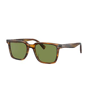 Oliver Peoples Lachman Sun OV5419SU 101152 Raintree/Green Crystal Sunglasses