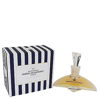 Marina De Bourbon Eau De Parfum Spray By Marina De Bourbon 1.7 oz Eau De Parfum Spray