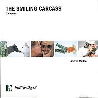 Schneider - Smiling Carcass [CD] USA import