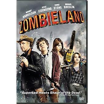Zombieland [DVD] USA tuonti