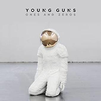Young Guns - Ones & Zeros [CD] USA import