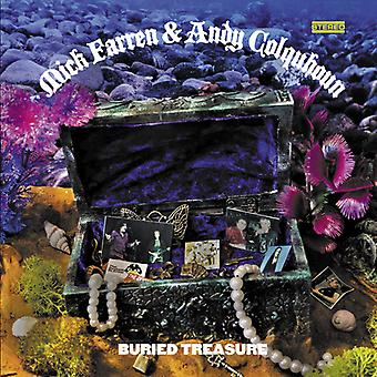 Mick Farren & Andy Colquhoun - Buried Treasure [CD] USA import