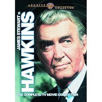 Hawkins: Komplet TV-Movie Collection [DVD] USA importen