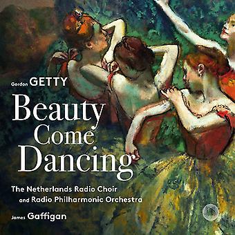 Getty / Netherlands Radio Choir - Beauty Come Dancing [SACD] USA import