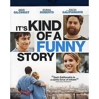 It's Kind of a Funny Story [BLU-RAY] USA import