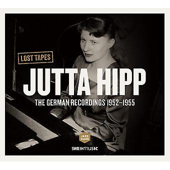 Austin, Gene / Hipp, Jutta / Zoller, Attila - Jutta Hipp German Recordings 1952-1955 [CD] USA import