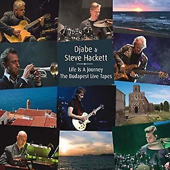 Djabe / Hackett, Steve - Life Is a Journey: The Budapest Live Tapes [CD] USA import
