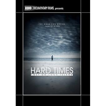Hard Times: Lost on Long Island [DVD] USA import