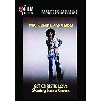 Get Christie Love [DVD] USA import