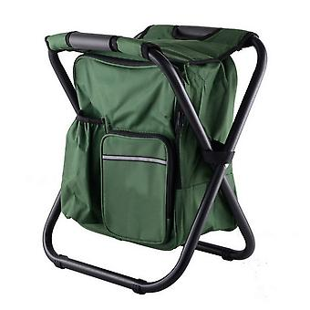 Homemiyn Multifunktionaler tragbarer Rucksack Outdoor Hocker