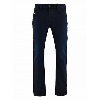 Diesel Regular Straight Larkee Dark Blue Jean