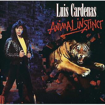 Animal Instinct [CD] USA tuonti