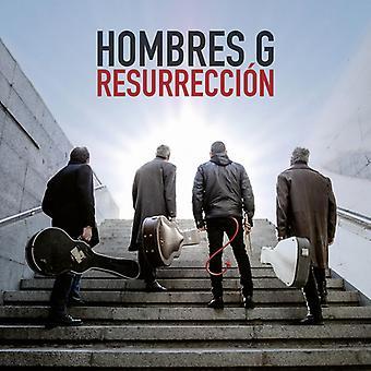 Importação de resurreccion [CD] EUA